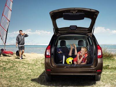 Dacia Logan Access SCe 75 – £250 Deposit Contribution