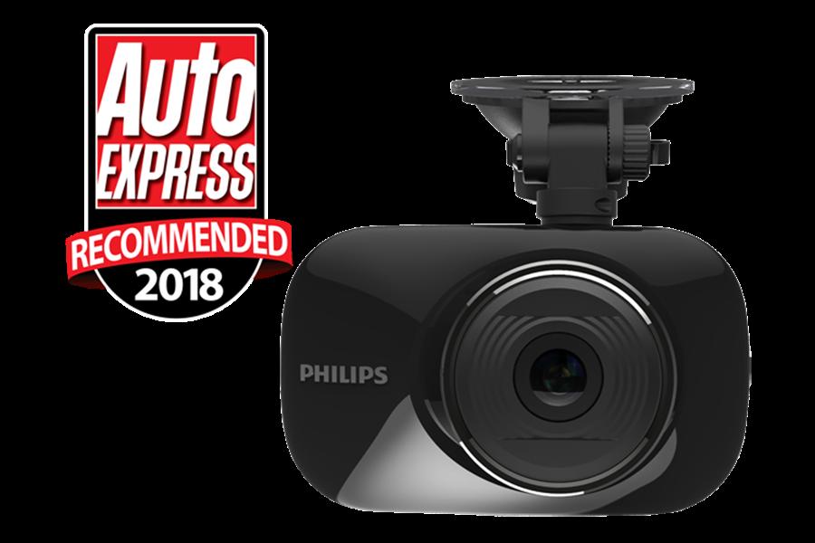 Philips Dash Cam - ADR820