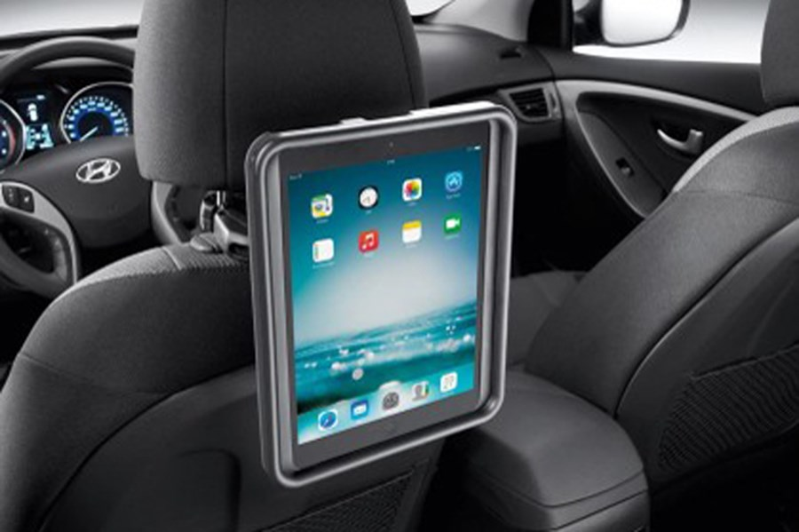 Rear Seat Entertainment Cradle for iPad®