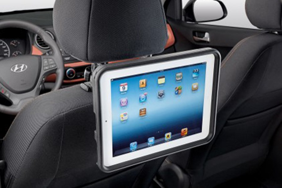 Rear Seat Entertainment Cradle-Ipad