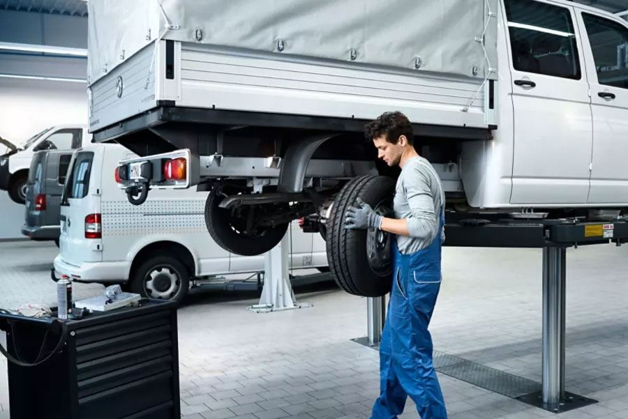 checking your tyres