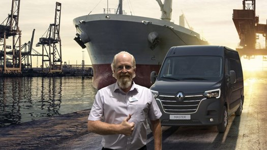 David Tyler – 'Our Van man' – Commercial specialist for Renault (Fleet & Commercial) and Peugeot (Commercial)