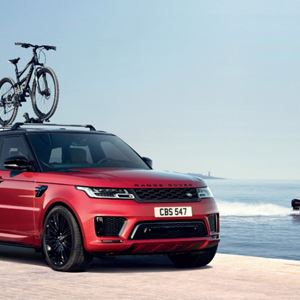 New Range Rover Sport