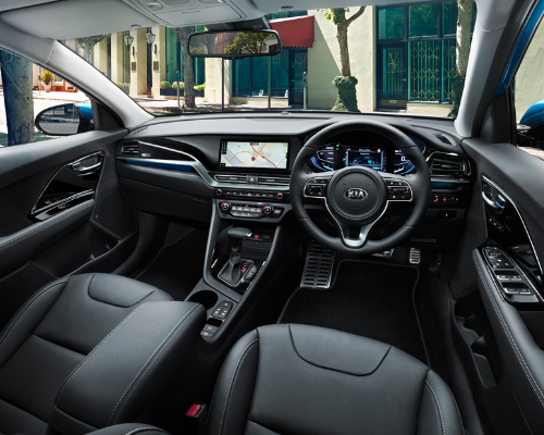 New Kia Niro Self Charging Hybrid