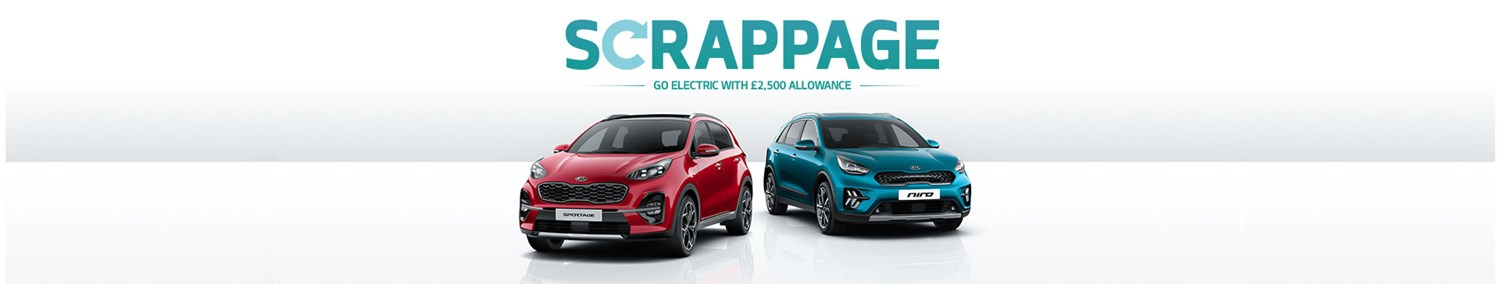Kia Scrappage scheme offer