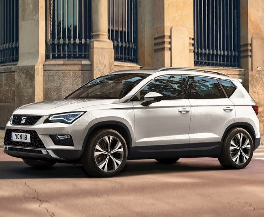 Ateca SE Technology from £249 Advance Payment