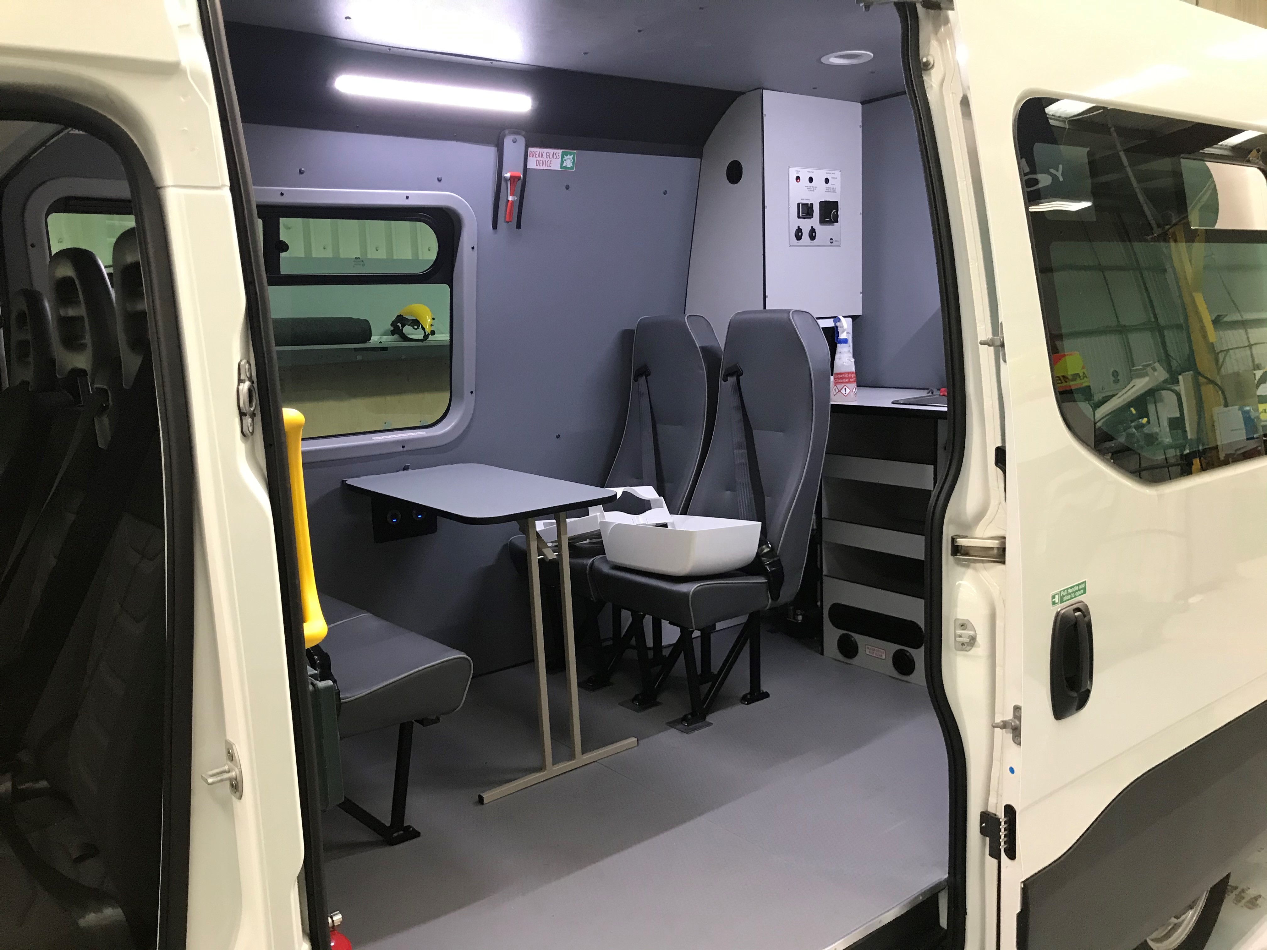 Production entering final stages at O&H Vehicle Technology