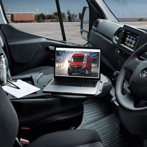 New Vauxhall Movano Panel Van