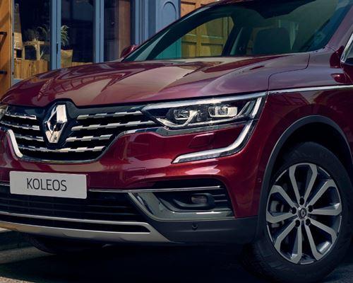 New Renault Koleos