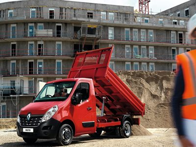 Renault Master Diesel MM35 dCi 135 Business+ 5 year 0% HP inc. VAT