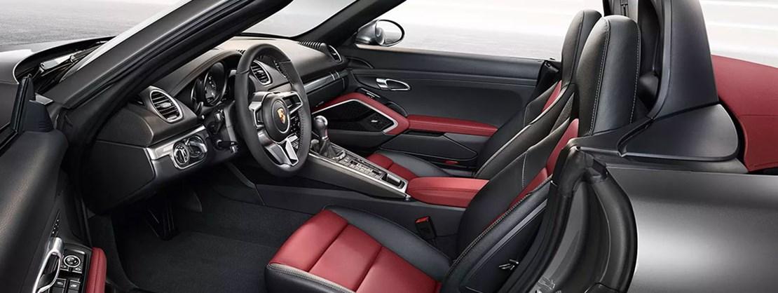 Porsche Boxster 2.0 2DR