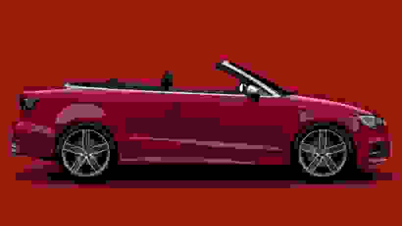 New Audi S3 Cabriolet