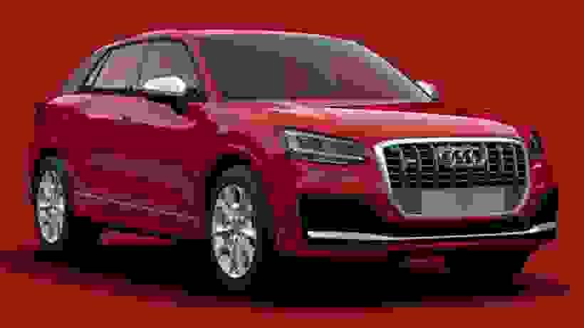 New Audi SQ2