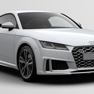 New Audi TTS Coupe