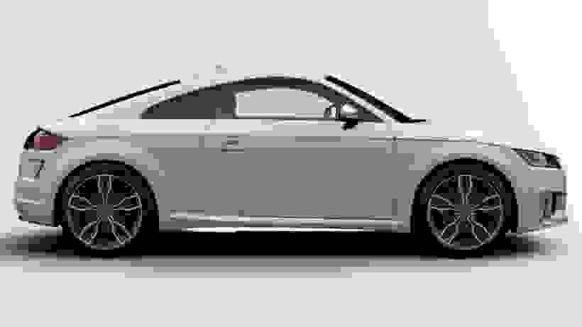 New Audi TTS Coupe