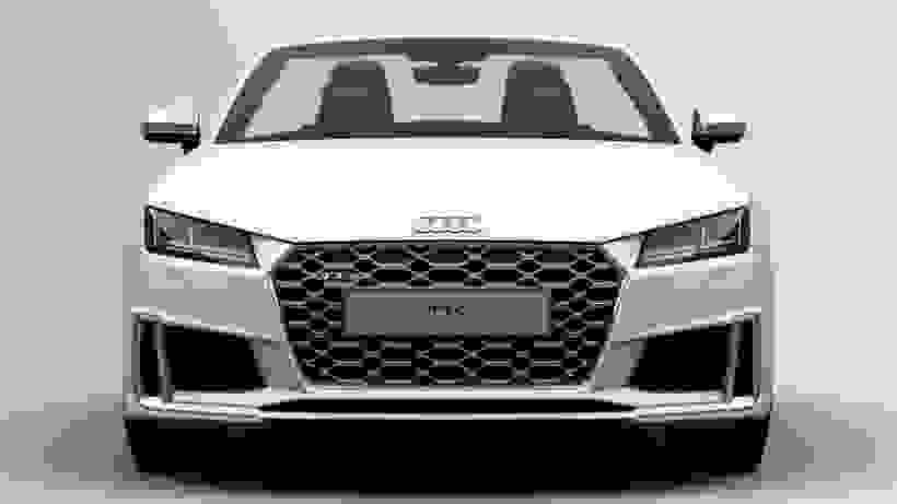 New Audi TTS Roadster