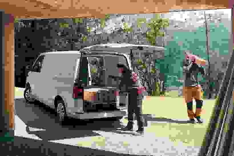 Transporter 6.1 Panel Van