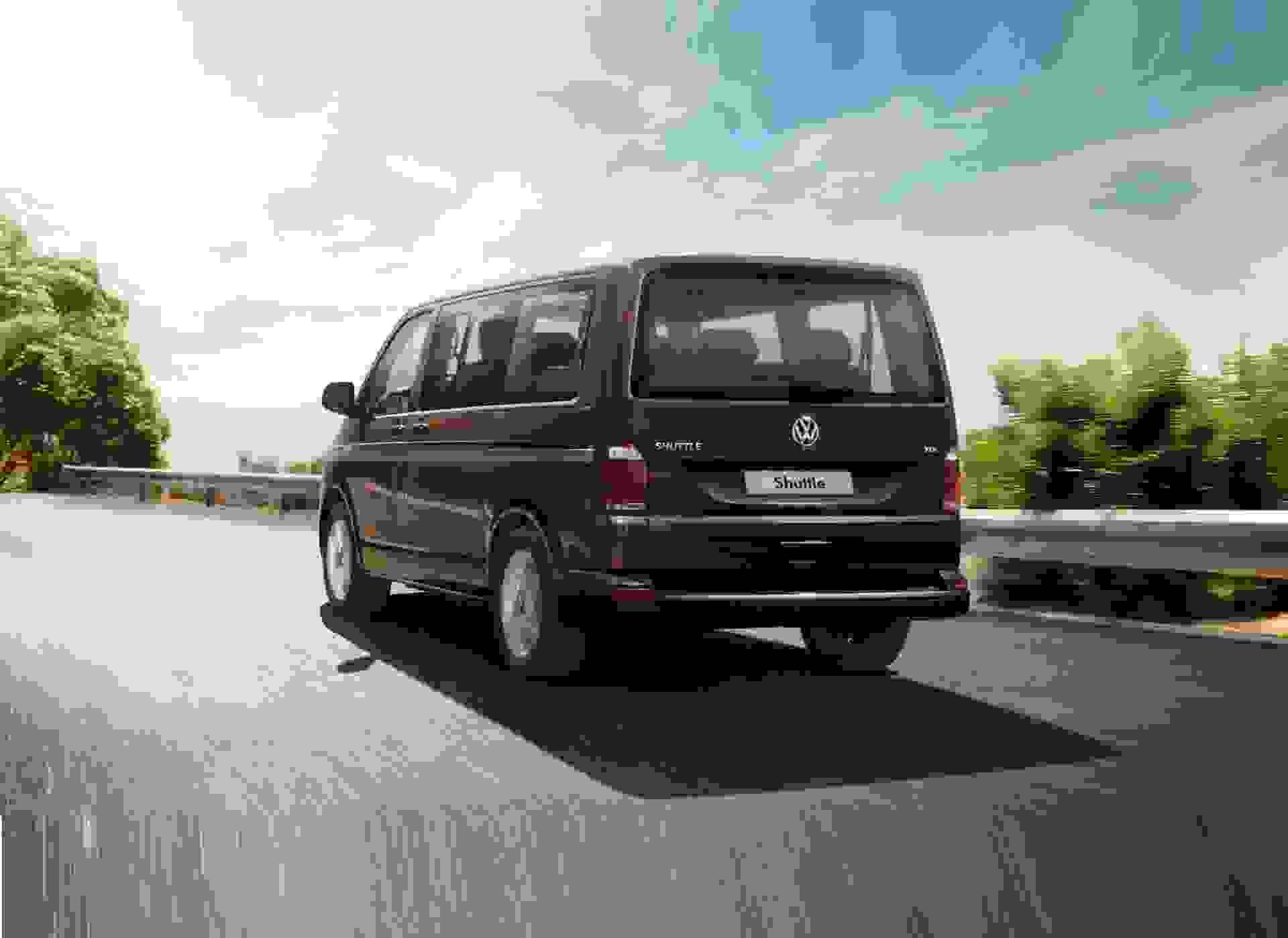 Transporter 6.1 shuttle
