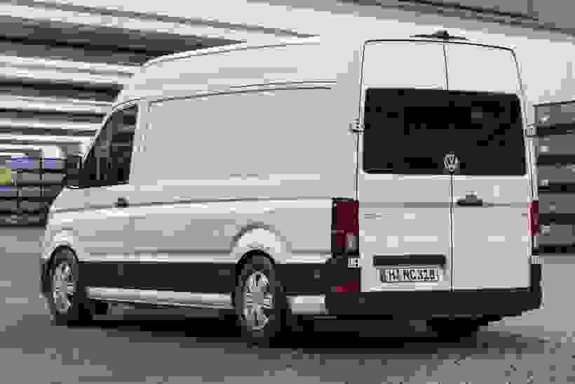 Crafter Panel Van