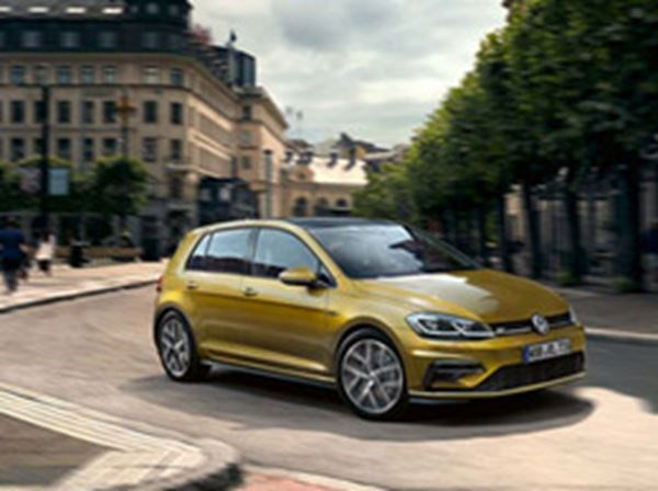The New Volkswagen Golf & Golf Estate now open for order
