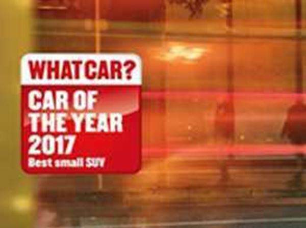 What Car? Car of the Year Awards – Best Small SUV