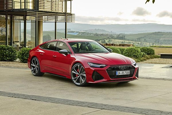 Introducing the New Audi RS 7 Sportback