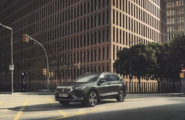 SEAT Tarraco Named Best Large SUV