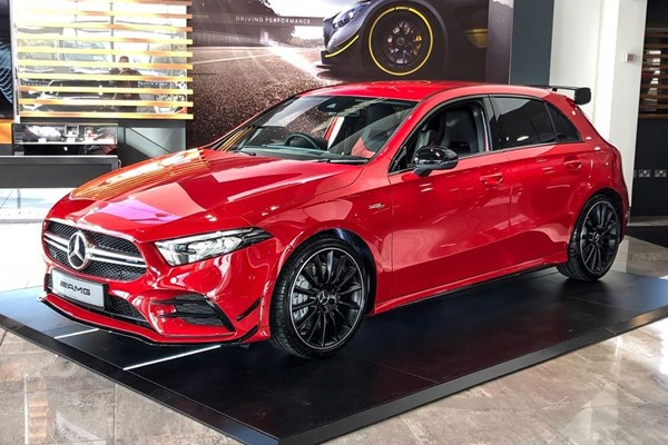 The New Mercedes-Benz A-Class Range