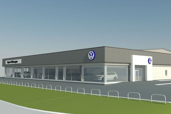 New Belfast Showroom Improvements