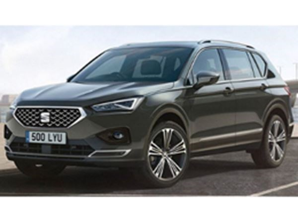 Meet the SEAT Tarraco a new large SUV from SEAT