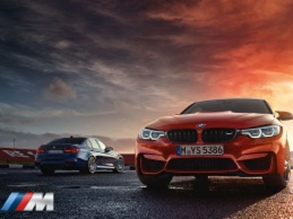 What is the BMW M-Series?