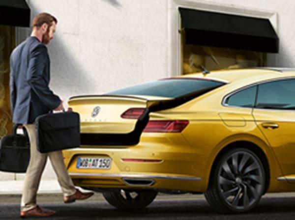 Introducing the New Volkswagen Arteon