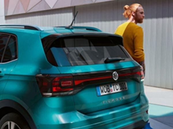 The New Volkswagen T-Cross Is Coming