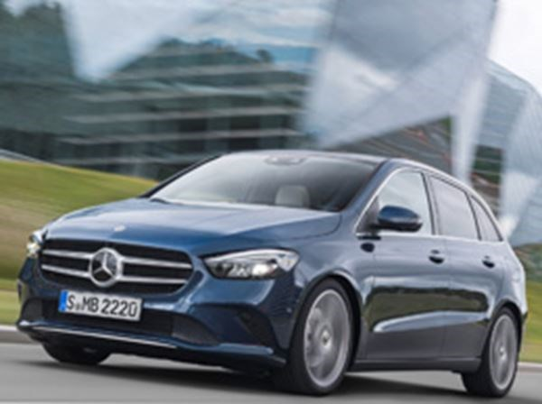 The New B-Class coming 2019