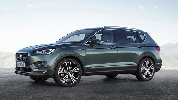 The New SEAT Tarraco has been unveiled