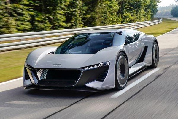 Audi Unveil Stunning New PB18 e-tron Concept