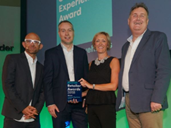 Agnew Group wins Customer Experience Award