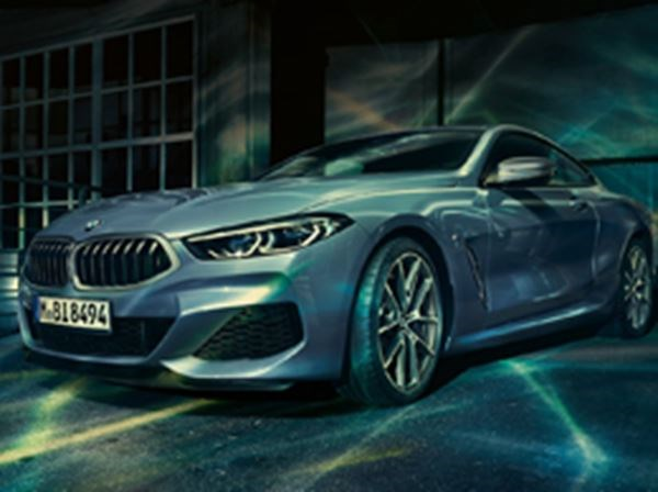 The Return of the BMW 8 Series Coupe