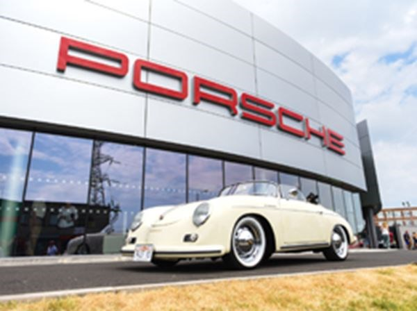 Porsche Centre Belfast Sportscar Together Event