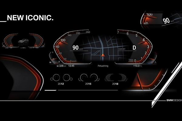 BMW Release Next Generation iDrive Infotainment System