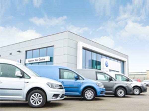 The New Agnew Van Centre is Now Open