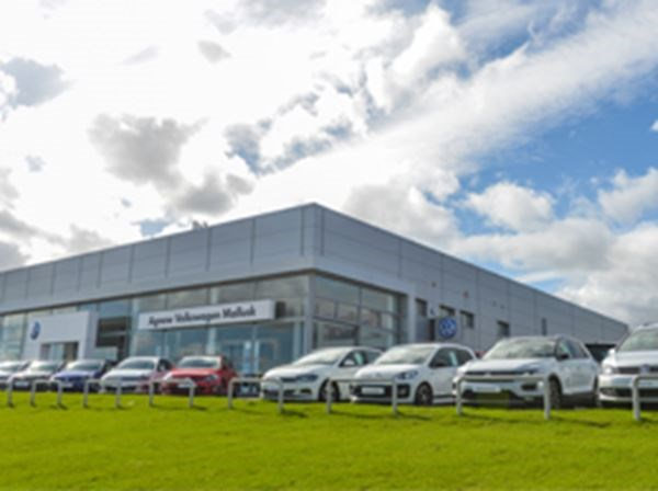 Agnew Volkswagen Mallusk New Showroom