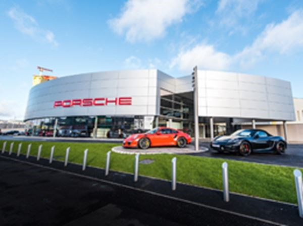 Introducing The New Porsche Centre Belfast