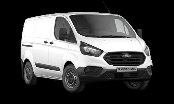 Ford New Ford Transit Custom Plug-In Hybrid