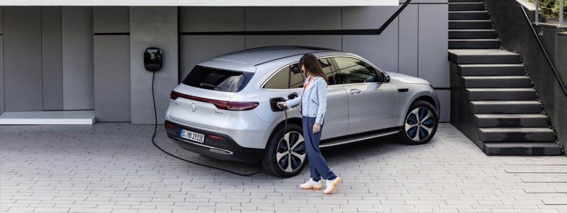 EQC 300KW SPORT 80KWH 5DR AUTO