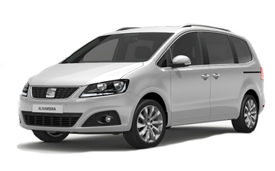SEAT Alhambra Offers Coming Soon