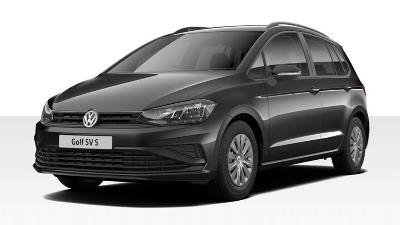 Volkswagen Golf SV Offers Coming Soon