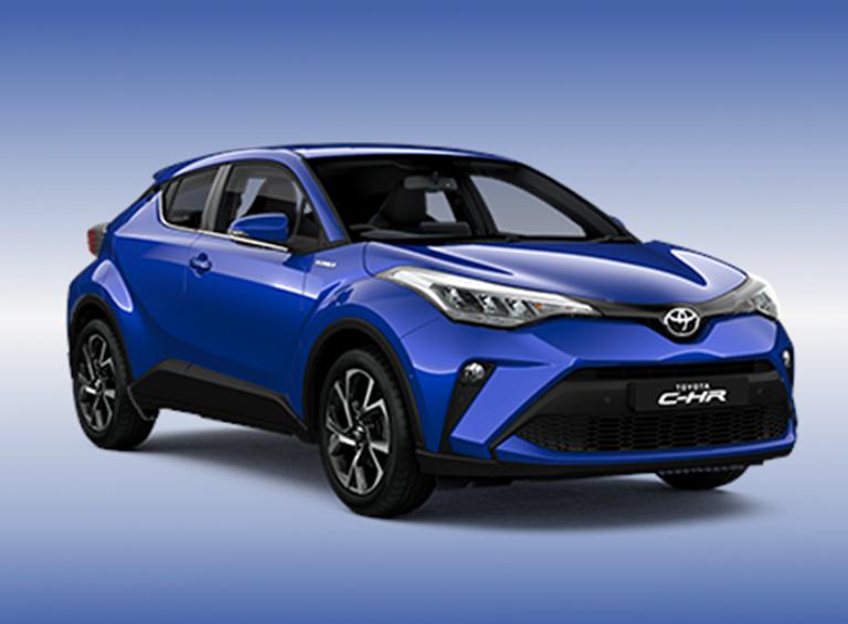 Toyota C-HR Hybrid Design 2.0