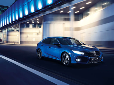 Business Lease Offer- Honda Civic Diesel from £197.86 plus VAT per Month