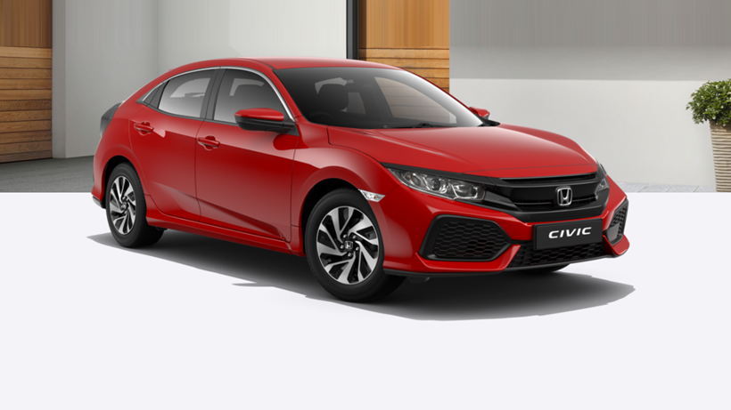 New Honda Civic 5 Door